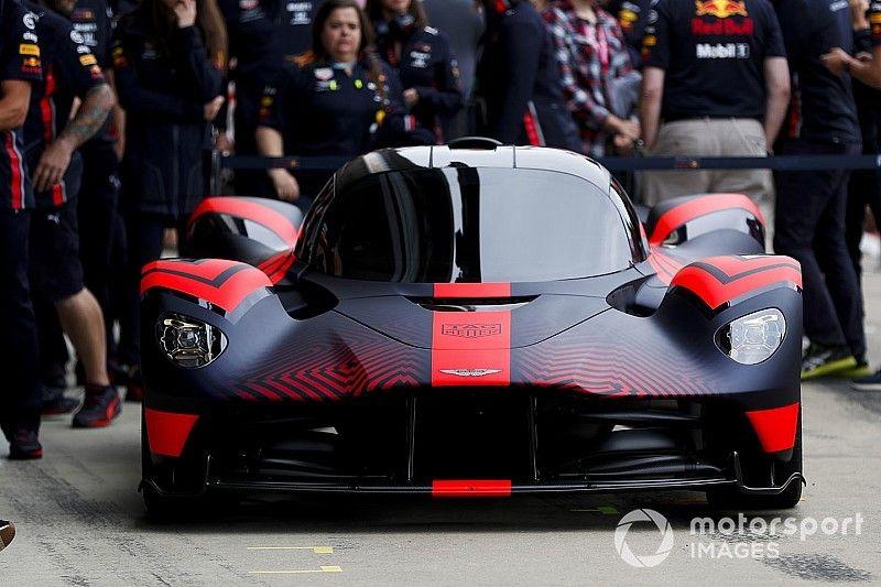 Aston Martin confirms hypercar will be non-hybrid