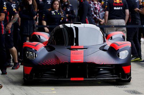Aston Martin nie zbuduje hybrydy do FIA WEC
