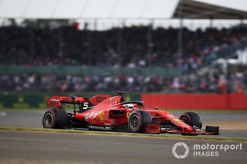 A jelenet: Vettel azonnal odament Verstappenhez