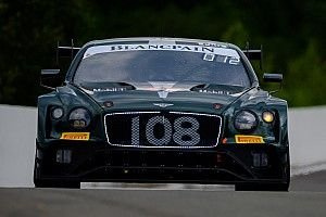 Bentley questions Spa 24h BoP after missing Superpole
