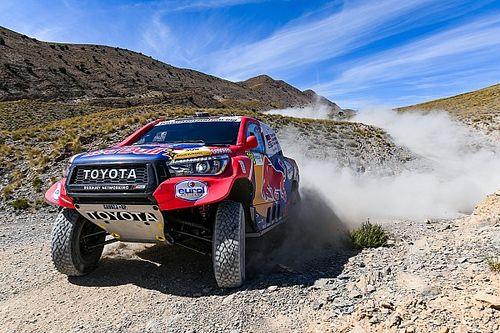 Morocco Rally: Al-Attiyah leads, Alonso inside top 10