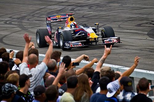 Retrouvez le programme complet des Red Bull Race Day ce week-end à Granges
