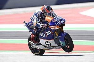 Misano Moto2: Son tur mücadelesini Fernandez kazandı