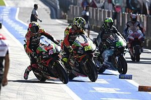LIVE MotoGP, GP d'Austria: Warm-Up
