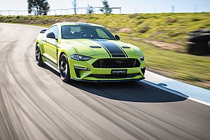 Supercharged Mustang set for Bathurst demo