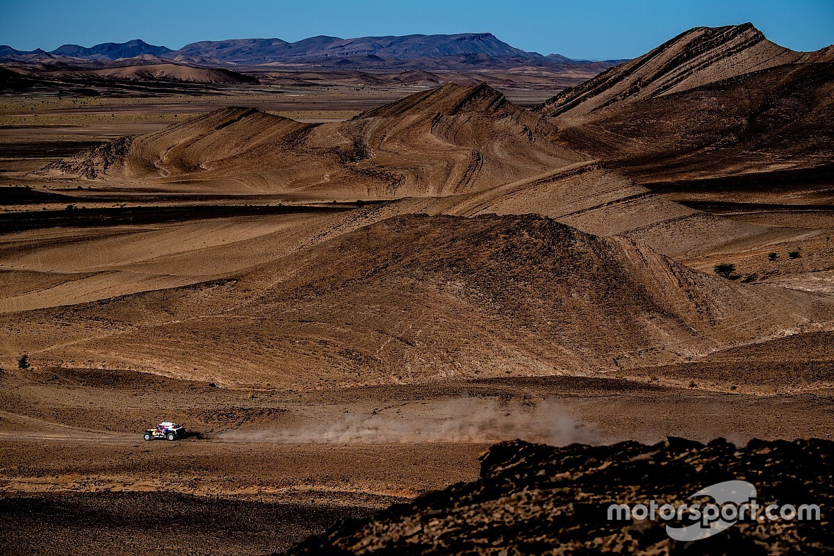 Morocco Rally cancelled, replaced by Andalusian event