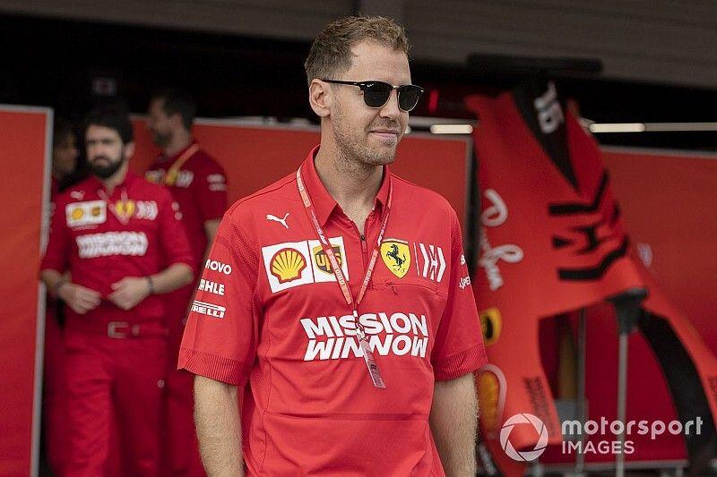 Vettel wyznaje winy