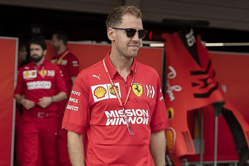 """Vettel admits team orders defiance was """"not right"""""""