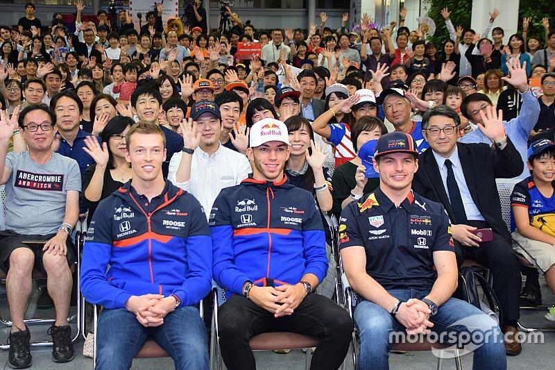 「みんなの声援は力になる」フェルスタッペン、F1日本GPでの活躍誓う