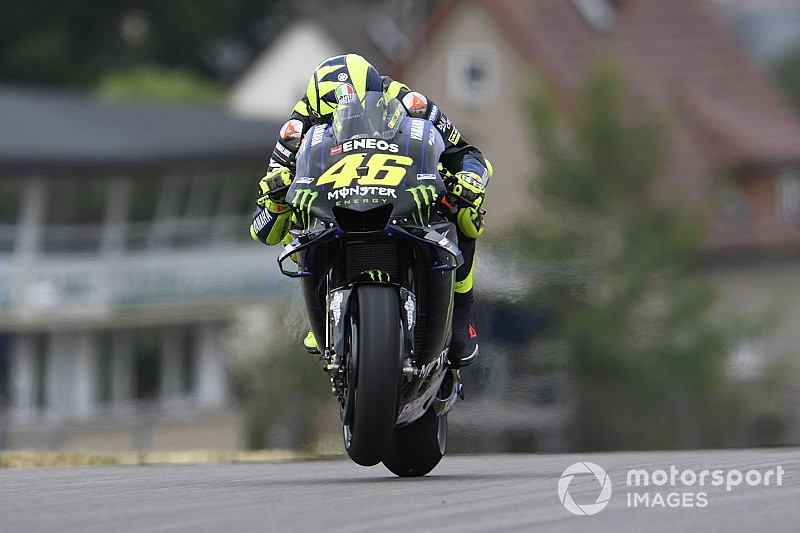 Rossi: I can't blame my age for current slump