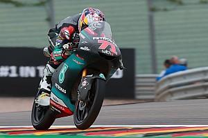 Moto3ドイツ予選:佐々木歩夢、日本人16年ぶりの軽量級ポール! 2番手には鳥羽海渡