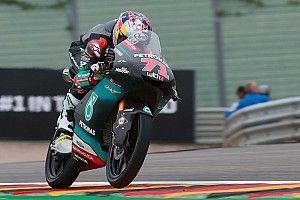 Moto3 Sachsenring: Sasaki topt vrijdagtrainingen