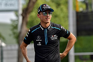 Se pensasse nos riscos não seria piloto, diz Kubica