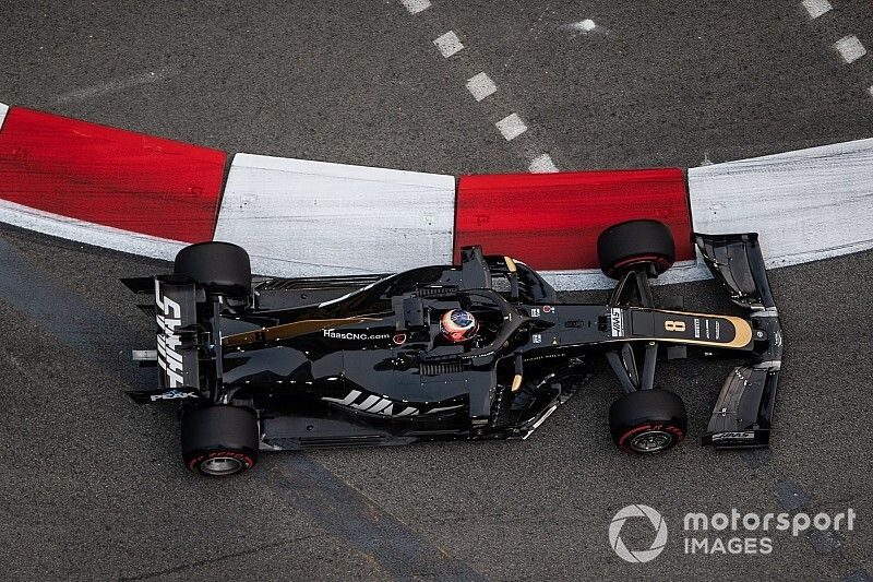 """Haas plans to run only """"hybrid"""" Melbourne spec in Russia"""