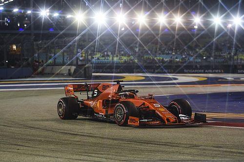 """Vettel: Mercedes """"très fort"""", mais Ferrari peut être """"très proche"""""""