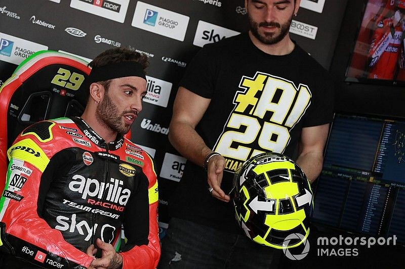 """MotoGP: Chefe da Aprilia critica suspensão """"absurda"""" de Iannone por doping"""