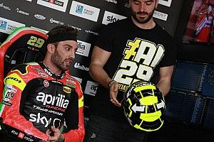 "Aprilia boss slams ""absurd"" Iannone doping ban"