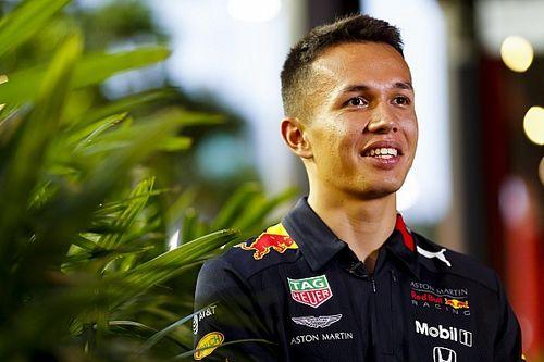 Марко назвал Элбона фаворитом в борьбе за место в Red Bull в 2020 году
