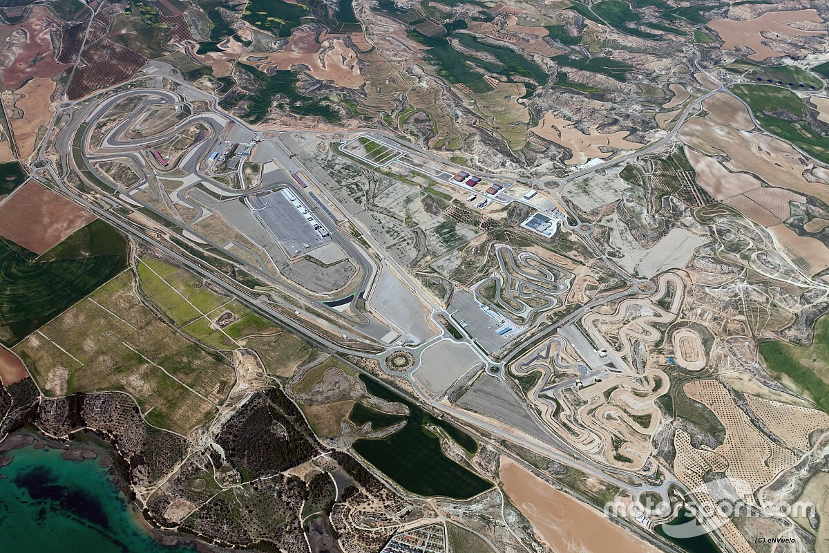 WTCR adds Aragon race to 2020 schedule