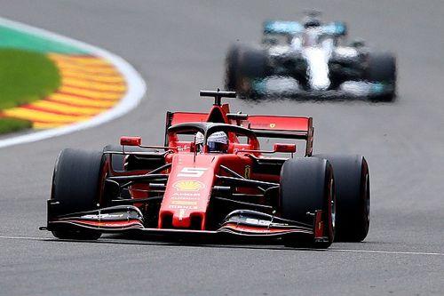 Вольф: Ferrari на прямых порой быстрее на 15 км/ч