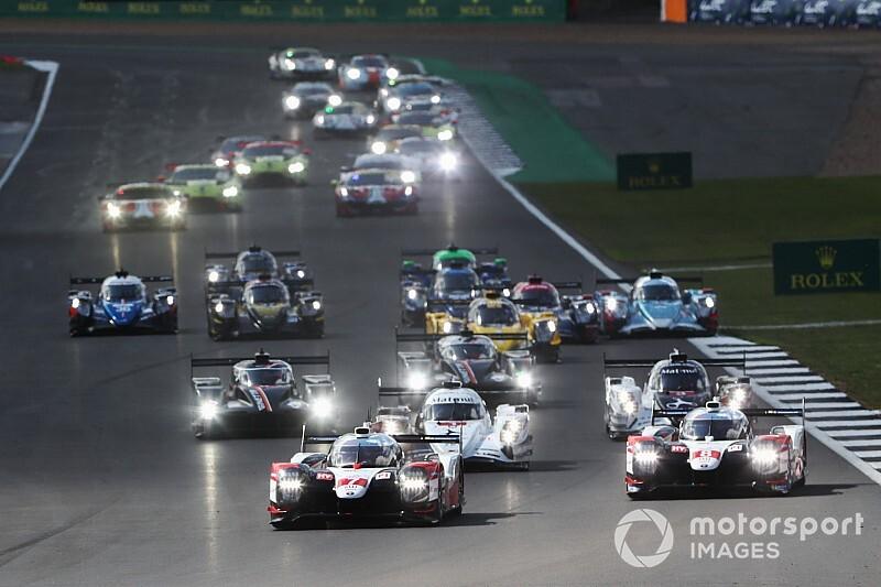 WEC reveals 30-car entry list for Fuji