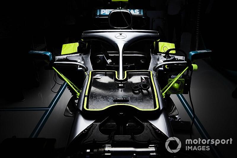 Fotos: los detalles de los coches actualizados para Sochi