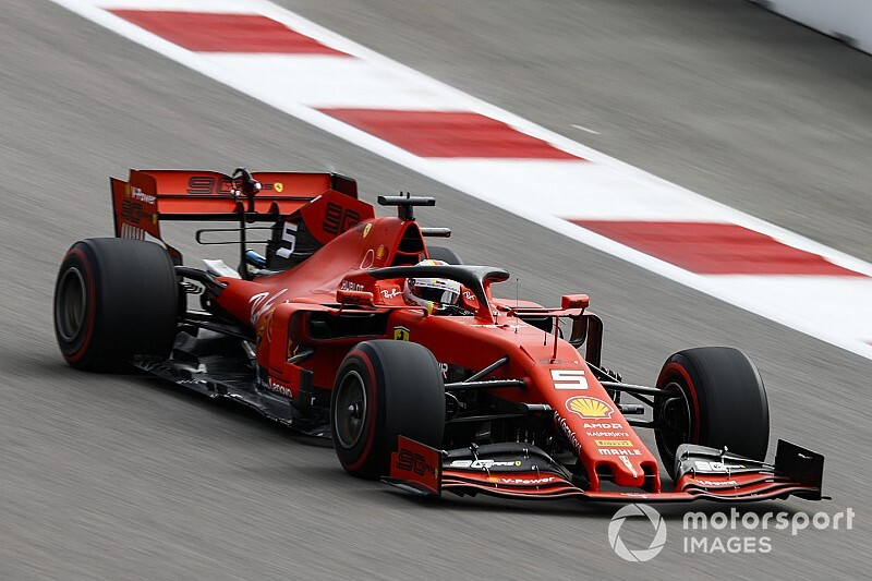 "Ferrari benefitting from increased ""set-up freedom"" - Vettel"