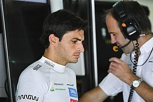 Sainz no sintió la diferencia de ser el único español en F1