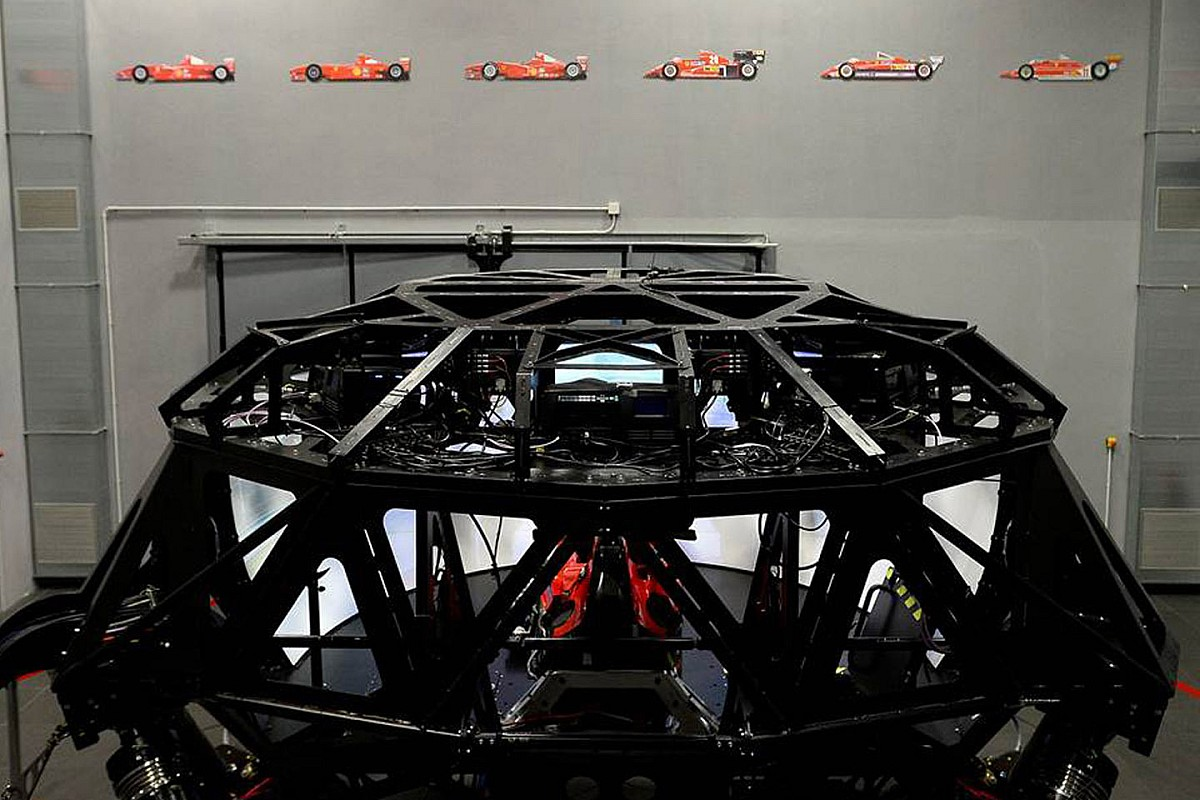 На базе Ferrari появится новый симулятор