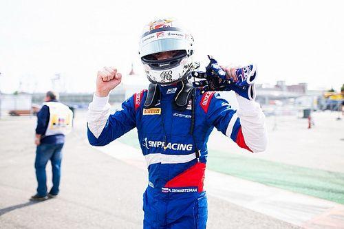Armstrong gana y Shwartzman es campeón de la F3
