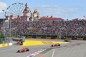 Sochi staat open voor twee F1-races, Hockenheim nog steeds plan B