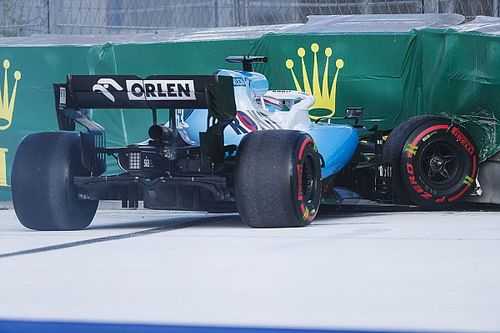 Russian GP: Best images from Sunday's race