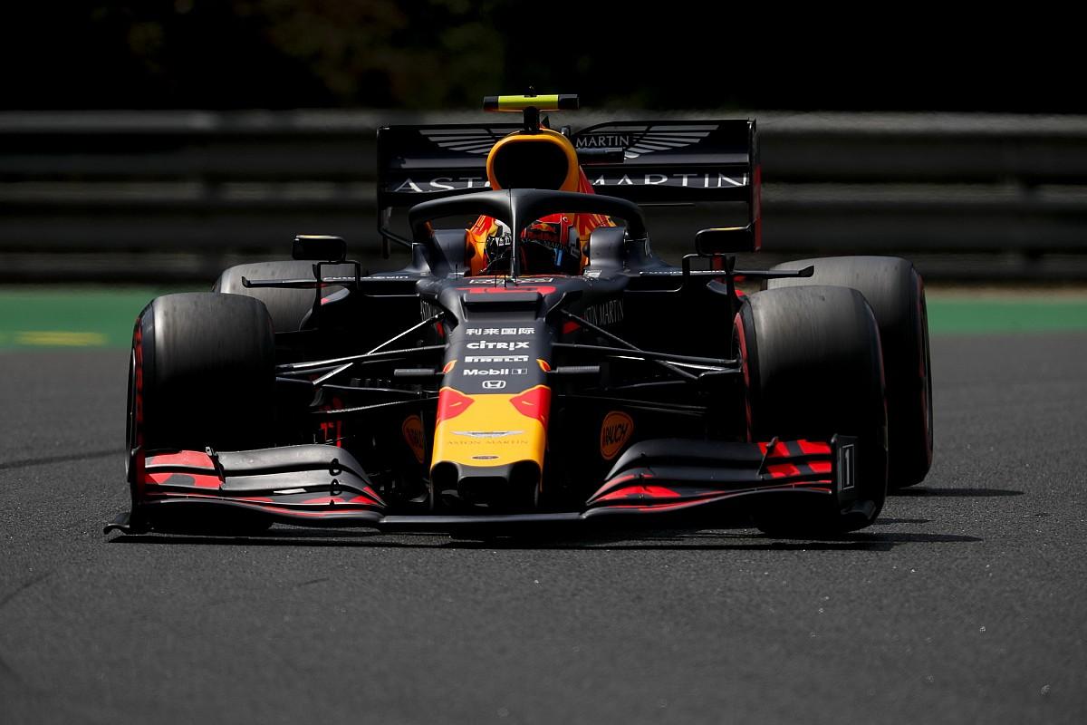Gasly 'pushte te veel' om problemen bij Red Bull te compenseren