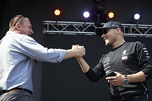 Finn sajtó: Bottas marad a Mercedesnél, úton a bejelentés