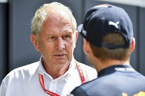 """F1 - Marko sugere muro para acabar com polêmica de limite de pista: """"Não sei porque temos tanta área de escape"""""""