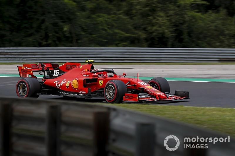 """Leclerc: """"Baskı hissetmiyorum"""""""