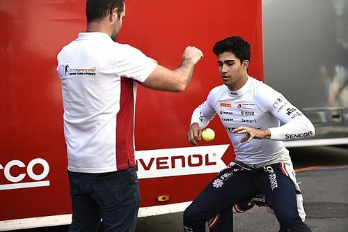 2021-ben visszatérne az F2-be a tavalyi Spa-i baleset másik súlyosan megsérült résztvevője