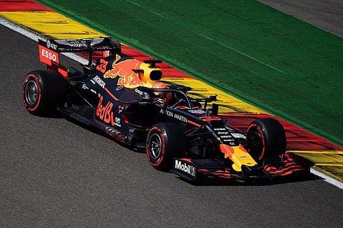 """Verstappen baalt na kwalificatie op Spa: """"We misten vermogen"""""""
