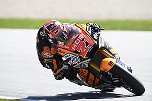 Moto2, Misano, qualifiche: prima pole per Di Giannantonio