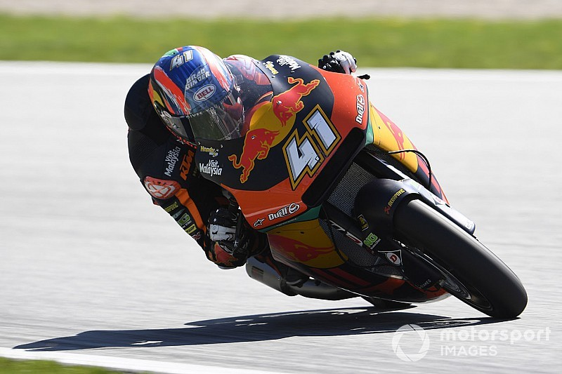 Red Bull Ring Moto2: Binder ends KTM winless run in chaotic race
