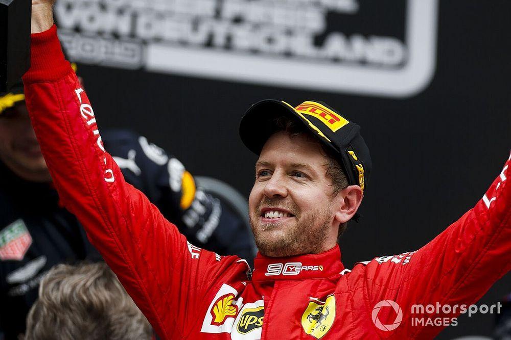 Vettel za drogi dla Haasa