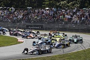 IndyCar to run hybrid units from 2022