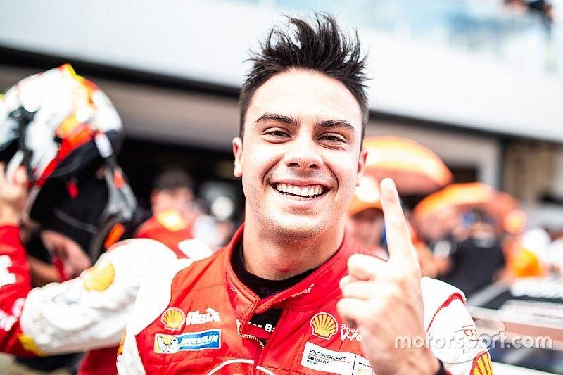Vitor Baptista prioriza fase global do Porsche Junior Program e não corre preliminar da F1