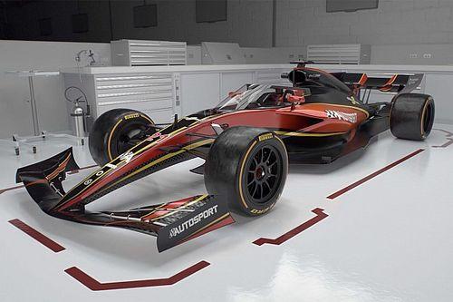 ¡La F1 revela su coche de 2021!