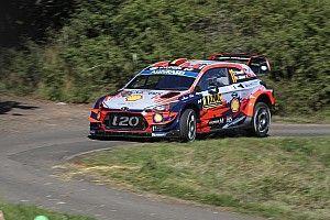 WRC, Rally Catalogna, PS8-9: Neuville allunga, Meeke sbatte