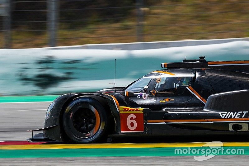Ghiotto sees WEC as 'Plan B' if F1 hopes falter