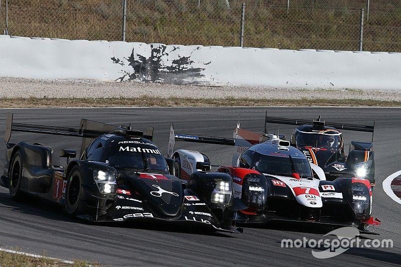 Los privados se acercan a Toyota en la jornada de la tarde