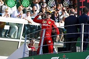 """Leclerc üzenete a Ferrari rajongóinak: """"Ez a Ti győzelmetek is"""""""