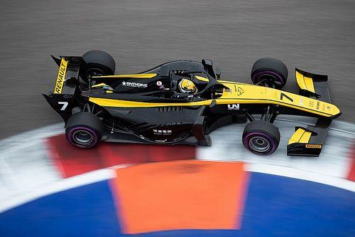 索契周末凸显周冠宇改善驾驶方面良好进展