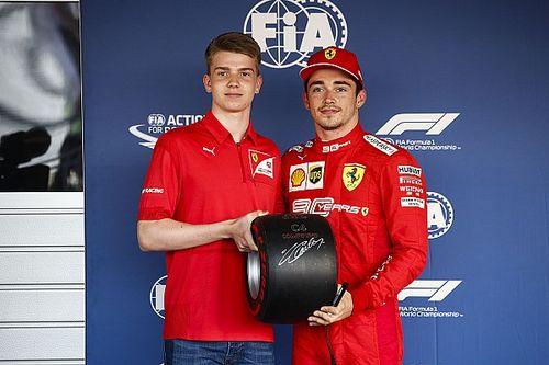 Академию Ferrari назвали лучшей в Ф1 – благодаря Шварцману
